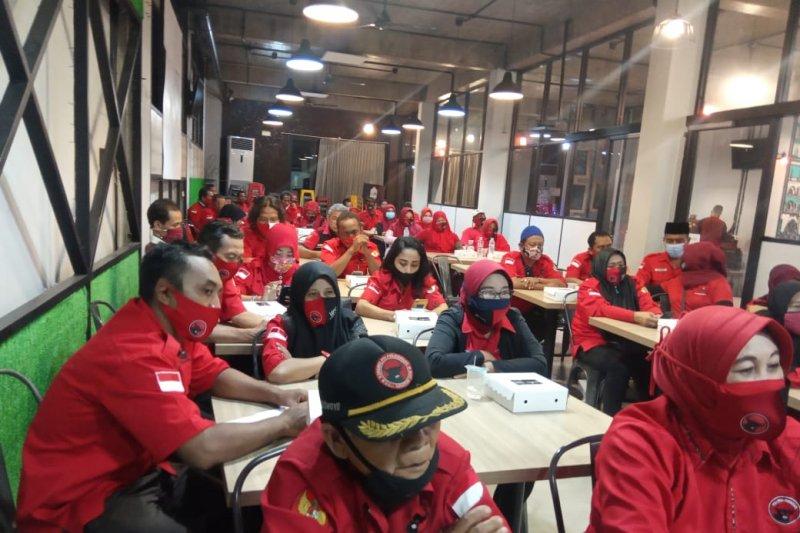 Kader PDIP solid menangkan Cawali Surabaya pilihan Megawati Soekarnoputri
