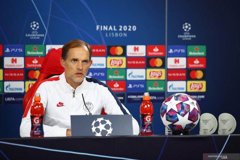 Pelatih PSG akui Bayern lebih diunggulkan pada final Liga Champions