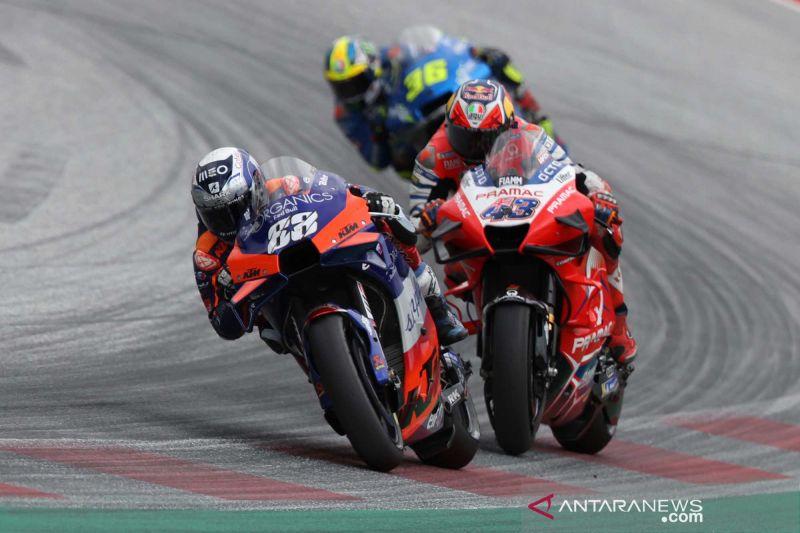 MotoGP Styria dan Austria dibuka untuk penonton kapasitas penuh