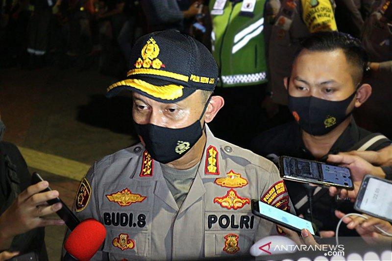 Polisi menyelidiki penemuan mayat dimutilasi di Kalibata City