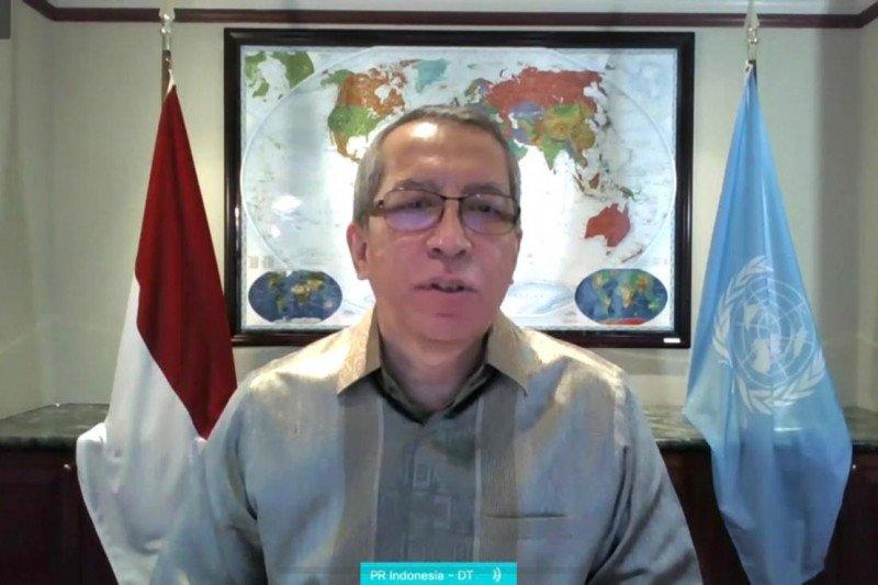 Masa Presidensi Indonesia di DK PBB bahas Yaman, Suriah, Mali dan Somalia