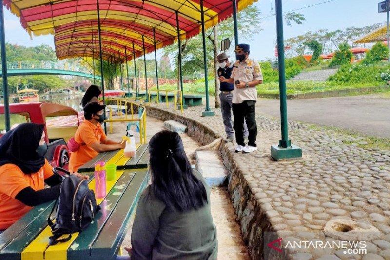 Satpol PP inspeksi wisata Puncak Bogor setelah disurati Gugus Tugas Jabar