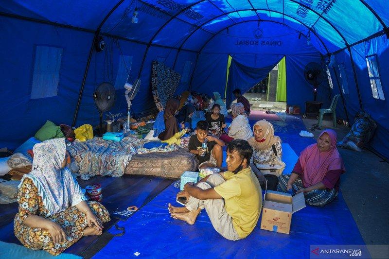 Kementerian Kesehatan siapkan protokol pencegahan COVID-19 di pengungsian
