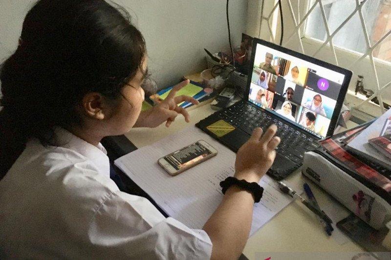 Dana BOS  dapat digunakan untuk kebutuhan belajar daring di Kepri