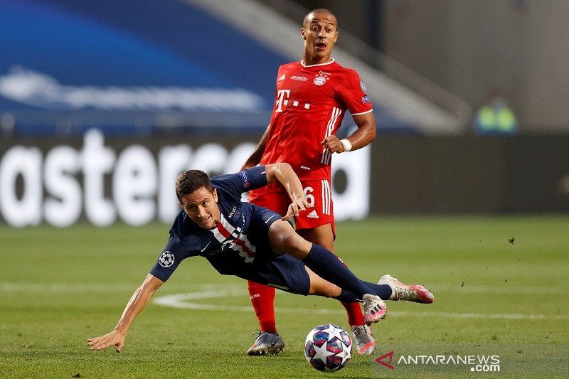 Herrera: PSG tak pantas telan kekalahan