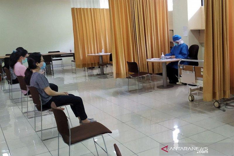 Tim Riset Unpad mulai uji klinis vaksin COVID-19 pada relawan gelombang kedua
