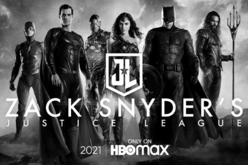 'Justice League Snyder Cut' akan jadi film superhero berdurasi terlama