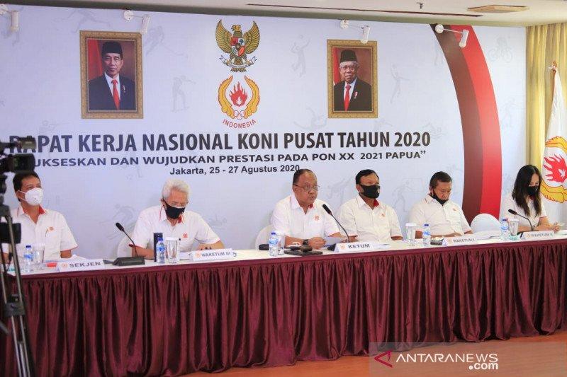 Pejabat publik rangkap jabatan masih jadi perdebatan KONI