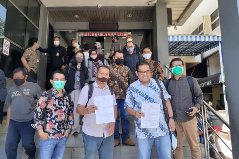 Tempo.co dan Tirto.id laporkan peretasan situsnya ke Polda Metro Jaya
