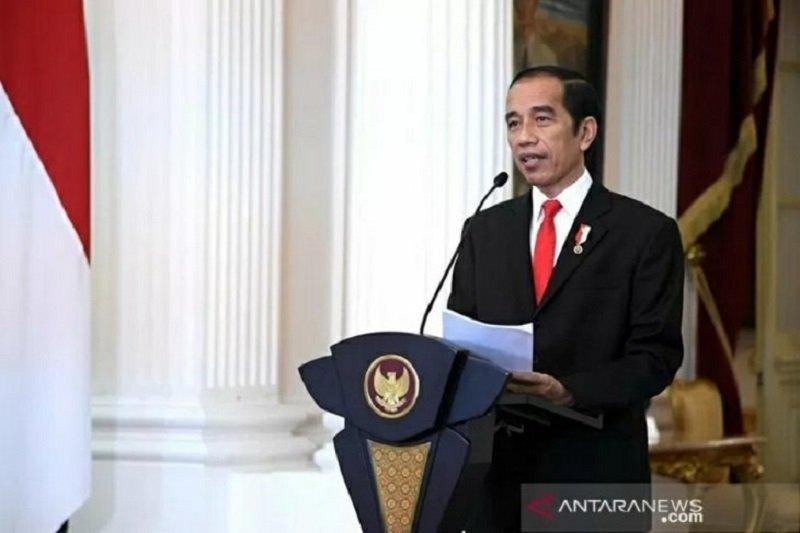 Presiden Jokowi cermati pelanggaran protokol kesehatan dalam Pilkada 2020
