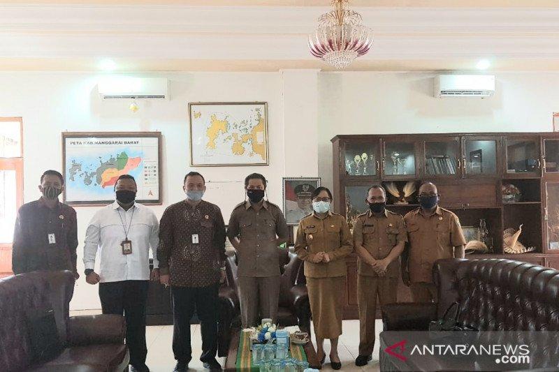 Bupati Mabar dukung penumpang kapal wisata dilindungi Jasa Raharja