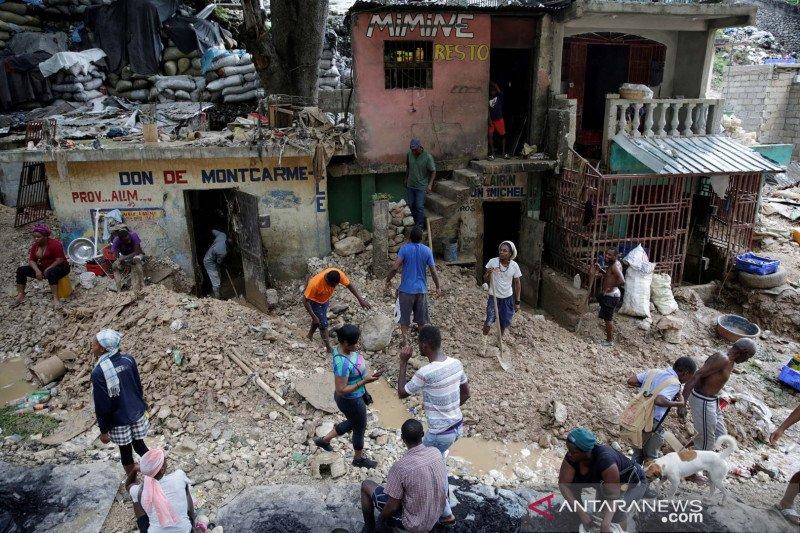 Setelah lari dalam pembobolan massal bui, bos geng Haiti didor tewas