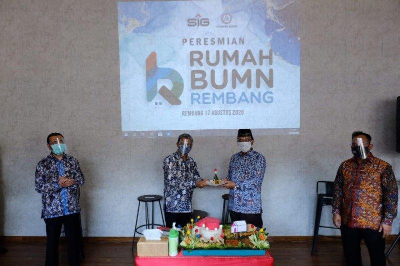 Rumah BUMN Rembang, kado istimewa bagi ribuan UMKM saat HUT Ke-75 RI