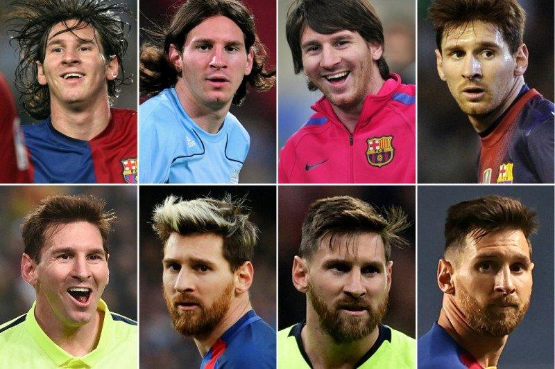 Lionel Messi suka merajuk, ini daftar rajukan yang membuat heboh