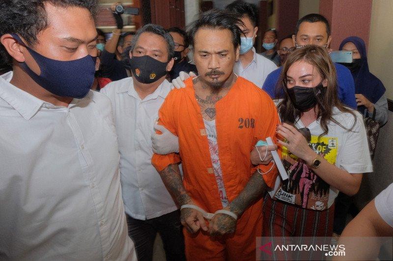 Perkara pidana Jerinx SID dilimpahkan ke PN Denpasar
