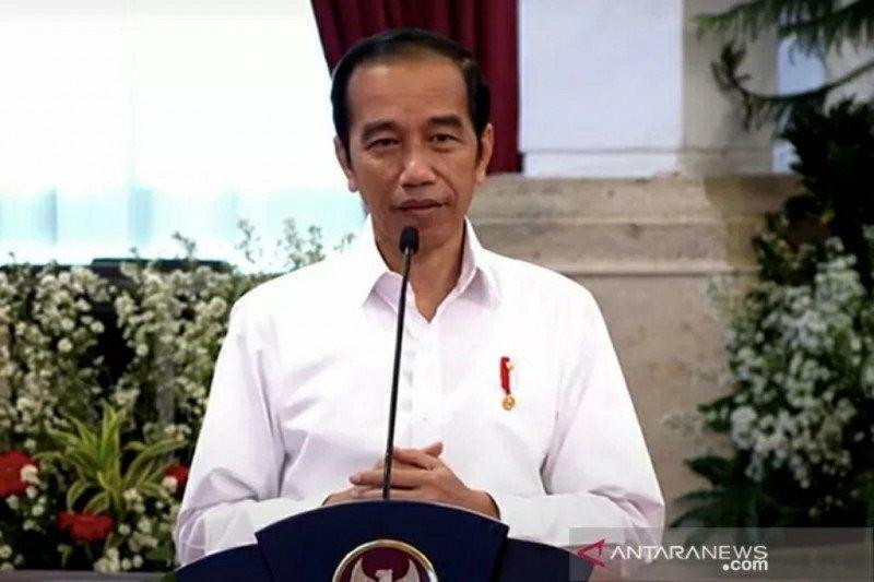 Presiden sebut subsidi gaji penghargaan bagi yang taat bayar iuran BPJS
