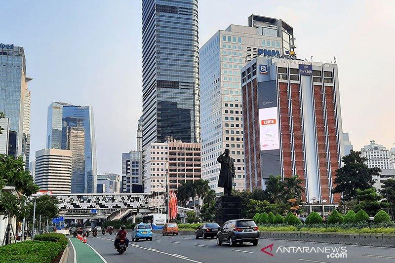 BMKG perkirakan di wilayah DKI Jakarta cerah berawan
