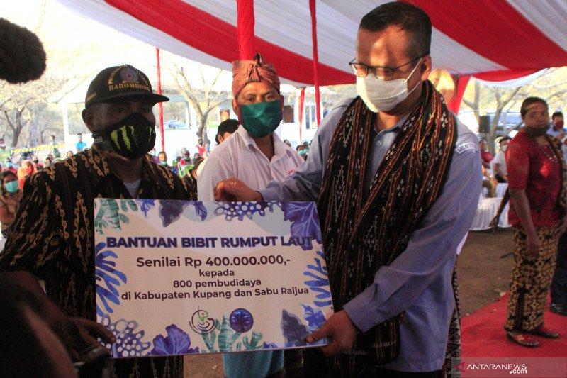 KKP bantu Rp3,48 miliar perkuat sektor kelautan  NTT