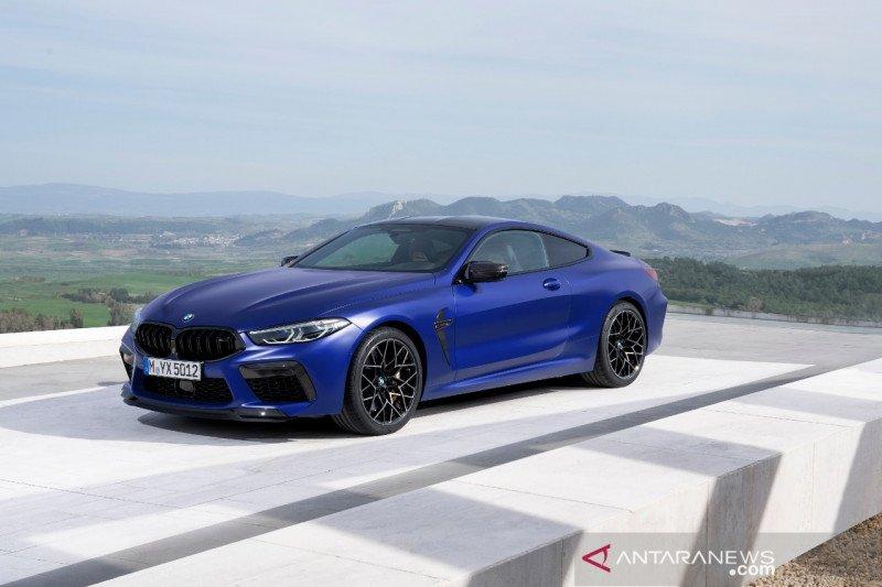 Meluncur dengan edisi terbatas, ini harga BMW M8 2020