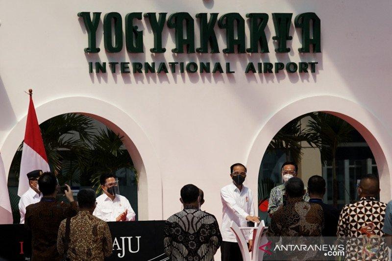 Presiden Jokowi: Pemerintah sudah keluarkan semua jurus bantu masyarakat