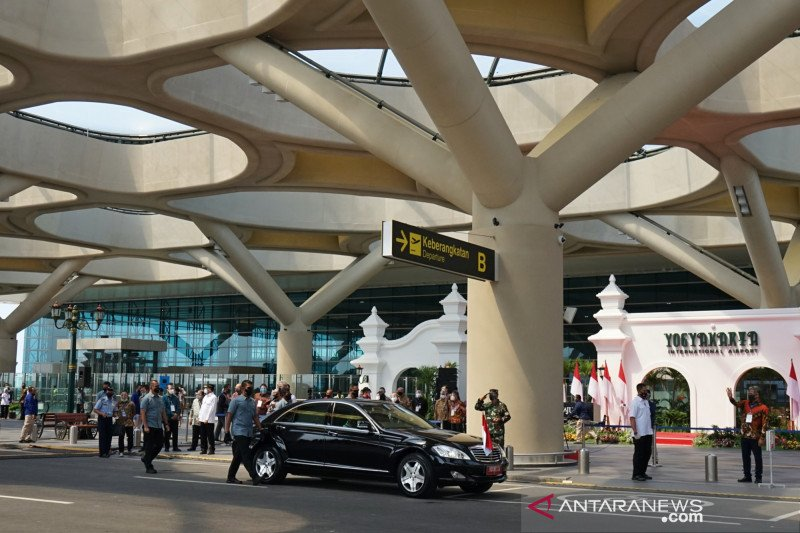 Pembangunan pengendali banjir di Bandara YIA tunggu pembebasan lahan