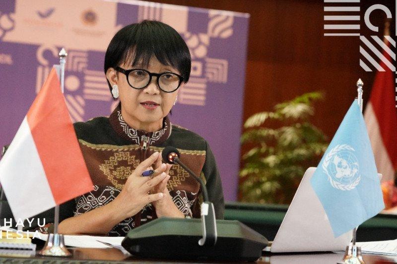 PBB sahkan resolusi gagasan Indonesia soal misi perdamaian dunia