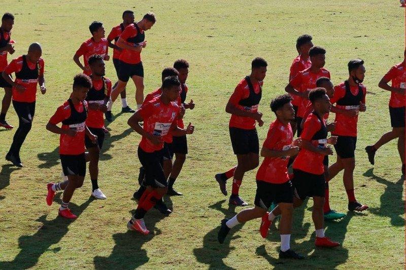 Persipura Jayapura ubah tujuan berlatih dari kompetisi ke jaga daya tahan tubuh