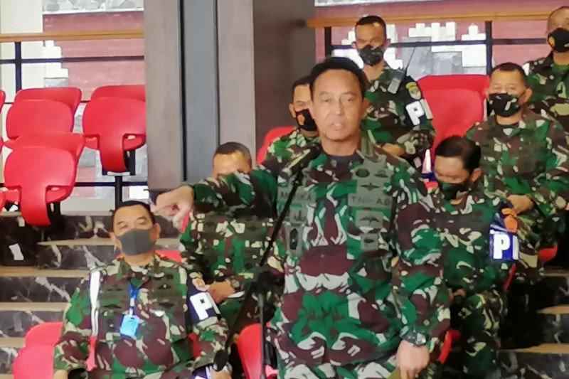 Kasad: Prajurit TNI  terlibat penyerangan Polsek Ciracas dipecat