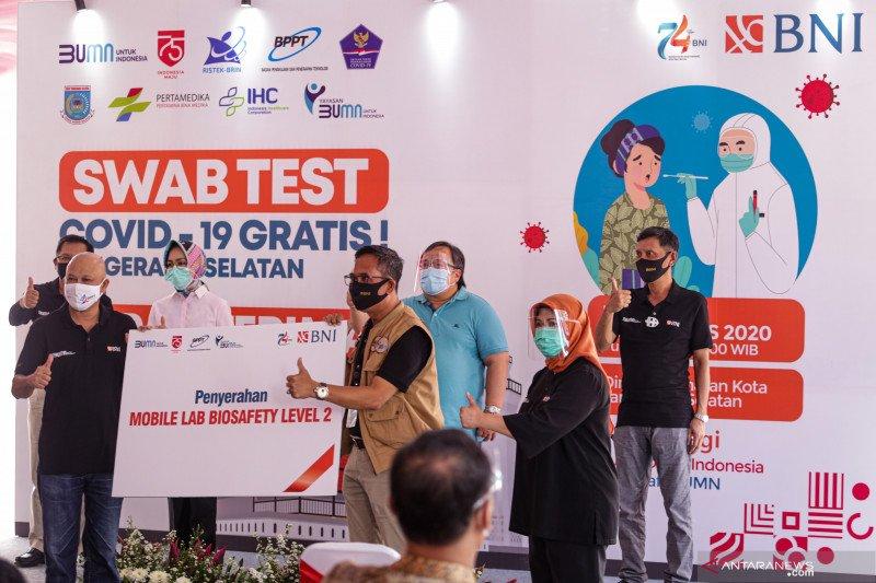 BPPT deteksi 14 WGS virus SARS-CoV-2 penyebab COVID-19 beredar di Indonesia