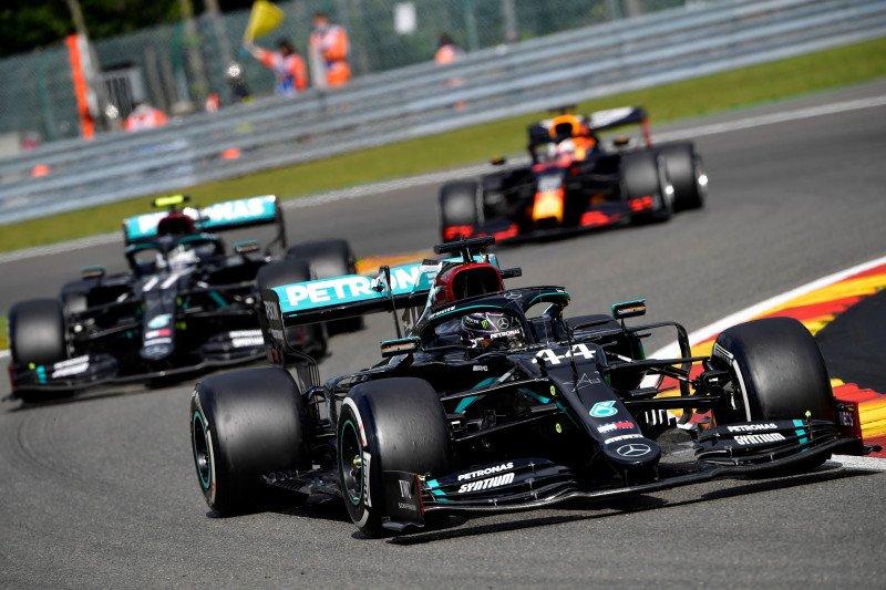 Juarai GP Belgia, Hamilton semakin dekati rekor Schumacher