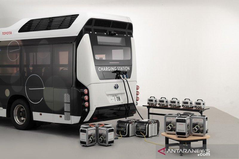 Toyota-Honda uji coba mobil pemasok listrik Moving-e