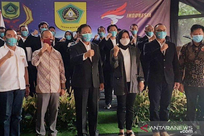 Pengurus Esports Kabupaten Bogor dikukuhkan, berharap lahirkan atlet berprestasi