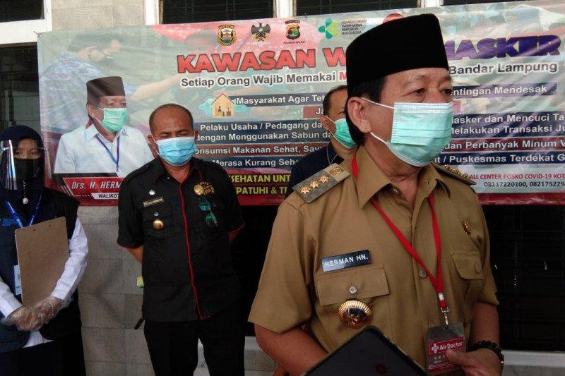 Wali Kota : Sensus penduduk di Bandarlampung sesuai protokol kesehatan