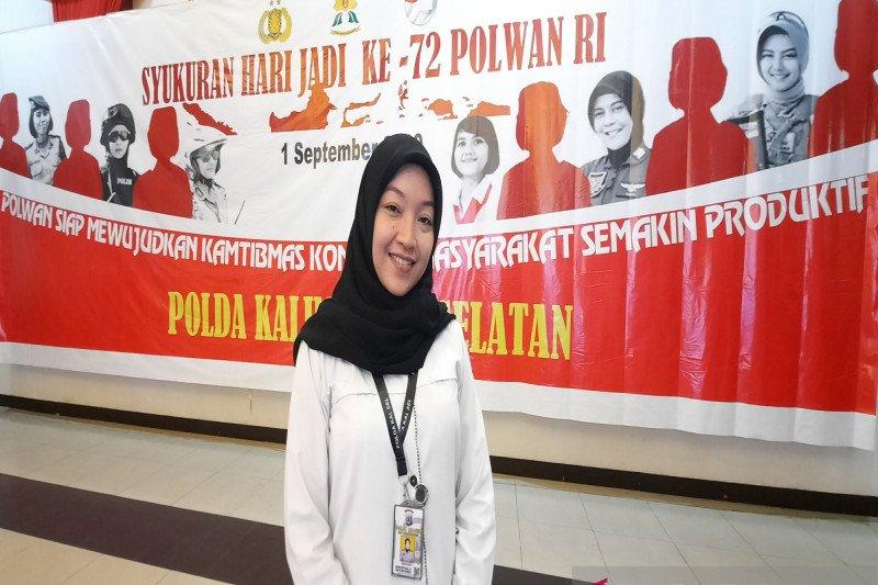 Sheren Septiana, Polwan berprestasi internasional