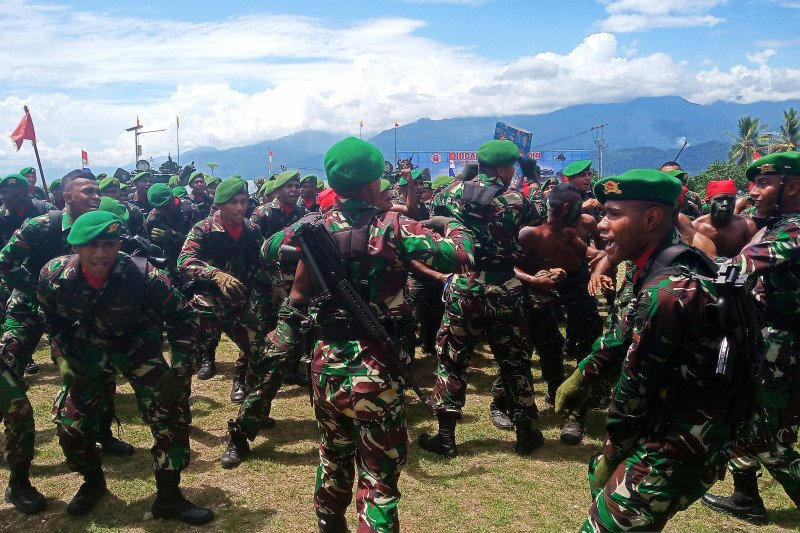 Lima putra Papua lulus seleksi  taruna Akmil