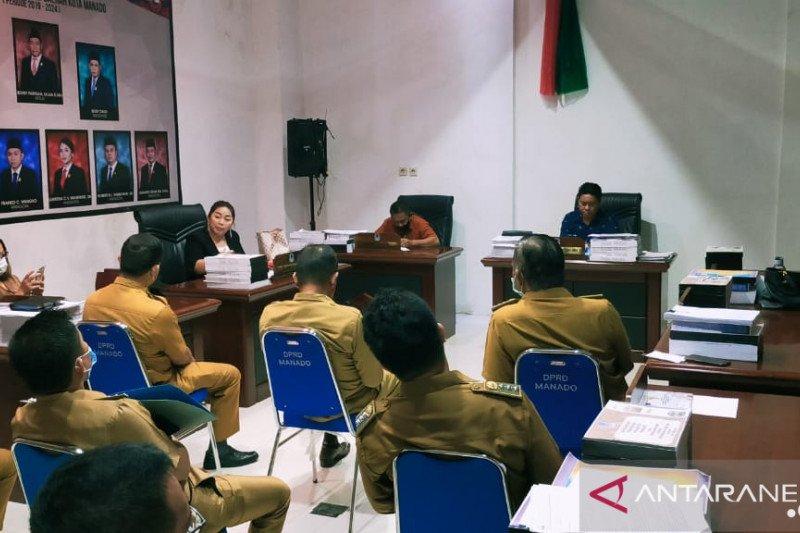 Personel Komisi I DPRD Manado pertanyakan bantuan Lansia