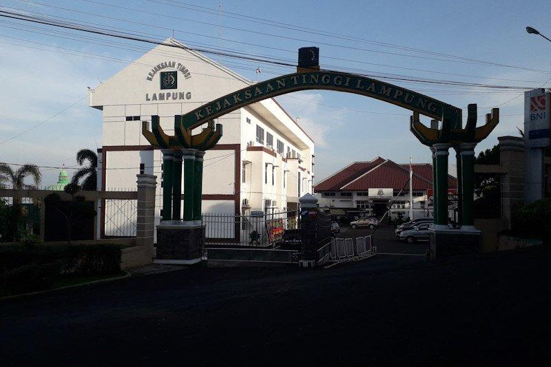 Kejati Lampung tunggu Gugus Tugas COVID-19 sampaikan kesehatan Pimpinan Kejari Pringsewu