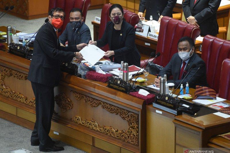MK  segera uji RUU Mahkamah Konstitusi