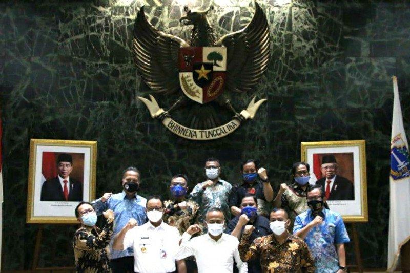 Usulan PWI diterima gubernur DKI, Jakarta tuan rumah HPN 2021