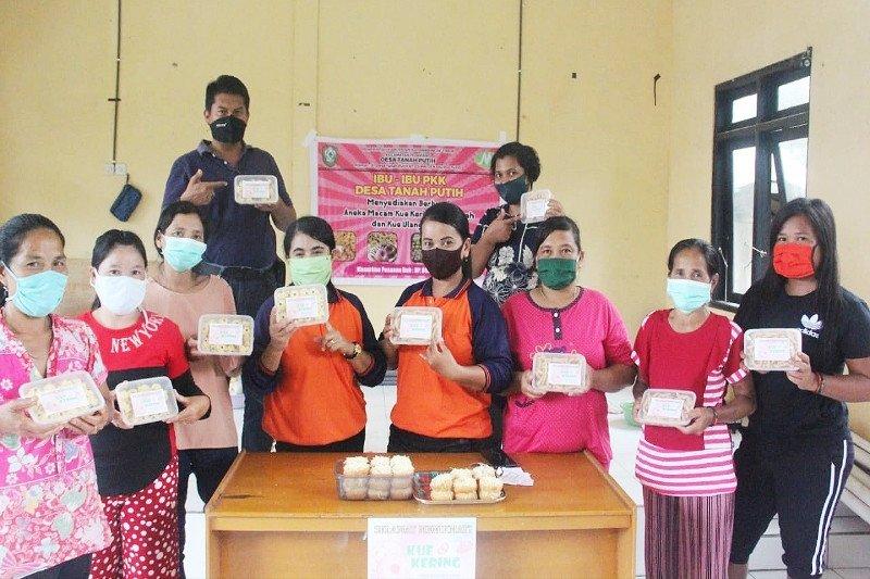 PT Maju Aneka Sawit bantu gerakkan ekonomi warga di tengah pandemi COVID-19