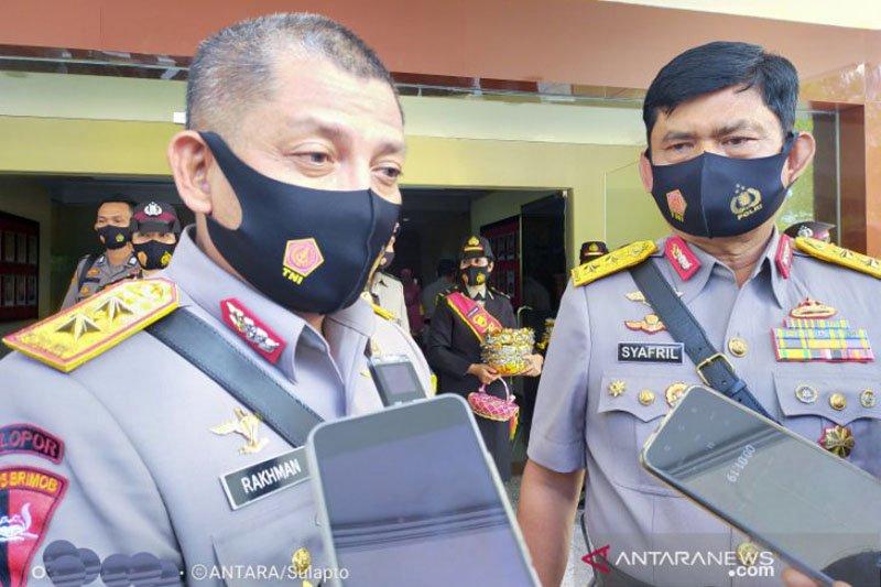 Kapolda: Satu terduga DPO kelompok bersenjata Poso ditangkap