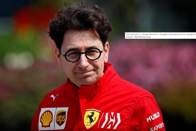 Bos Ferrari sebut butuh waktu tahunan untuk kembali kuasai F1