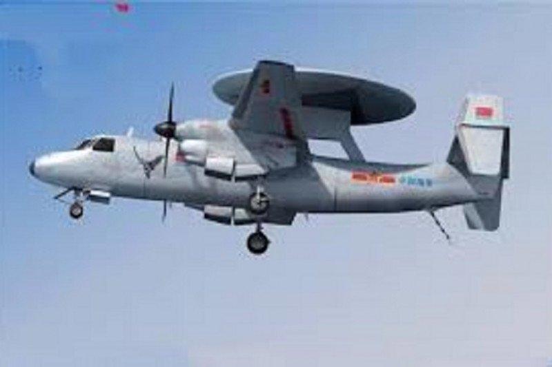 Terbang perdana, Pesawat peringatan dini berjangkauan luas milik China
