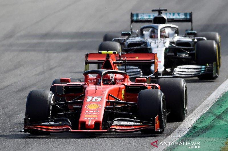 Hamilton incar kemenangan ke-90  di Monza