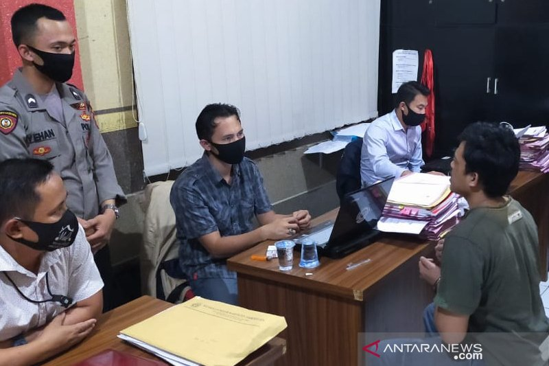 Penganiaya ayah dan anak ditangkap polisi Tasikmalaya