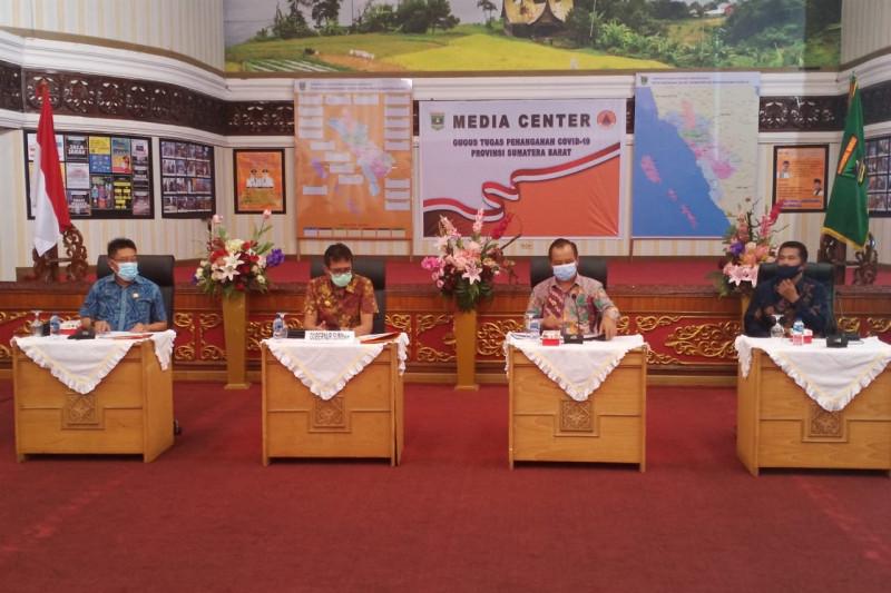 Pemkab Mentawai audiensi  dengan  gubernur terkait perubahan RTRW