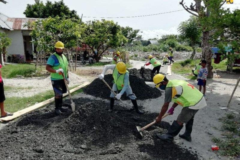 Program kota tanpa kumuh serap 12.046 tenaga kerja termasuk Jabar