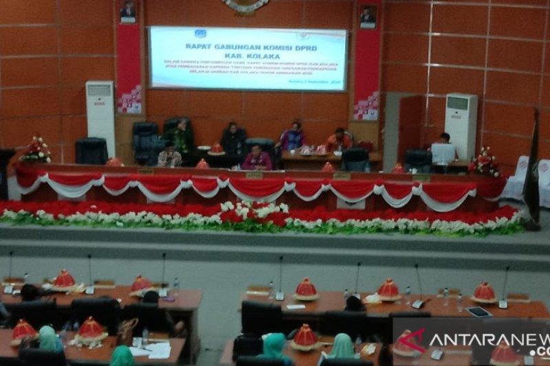 Bamus agendakan paripurna pergantian ketua DPRD Kolaka