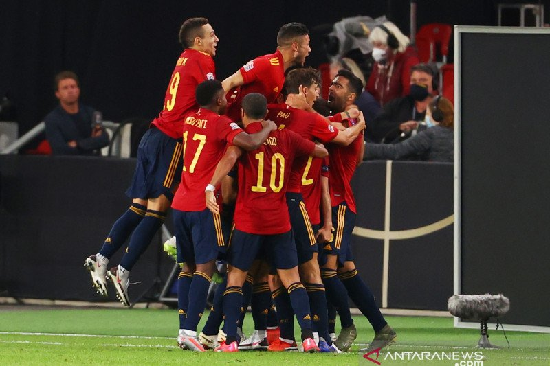 Sergio Ramos puji pemain-pemain muda debutan Timnas Spanyol