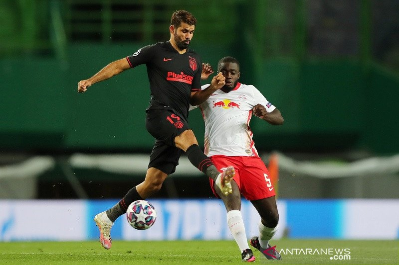 Diego Costa cedera kemungkinan absen saat Atletico bertandang ke Bayern
